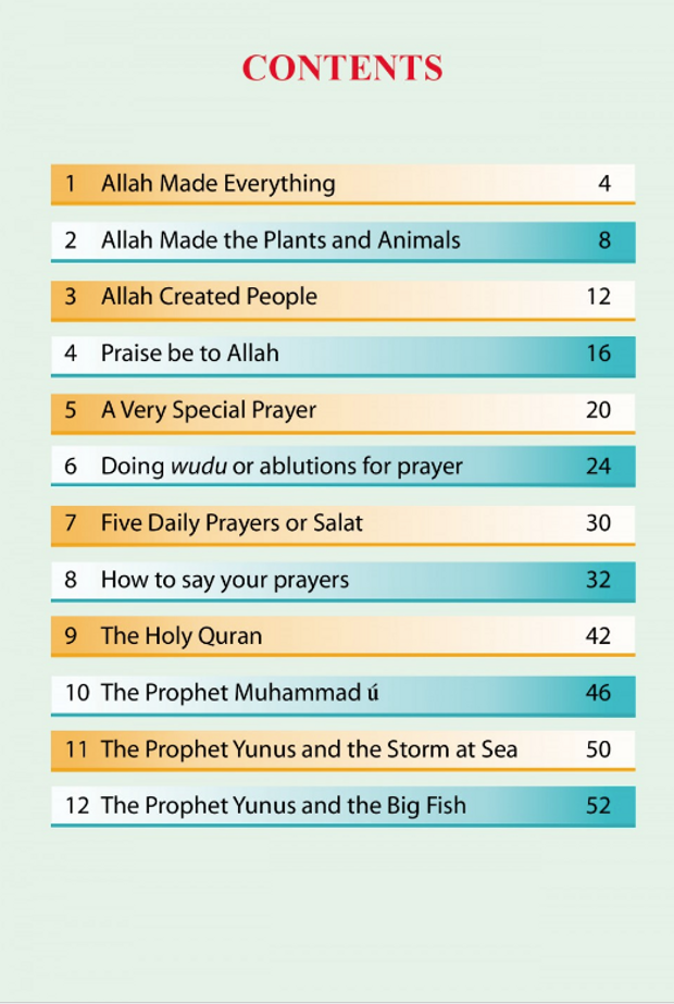 Goodword Islamic Studies: Textbook for Class-2