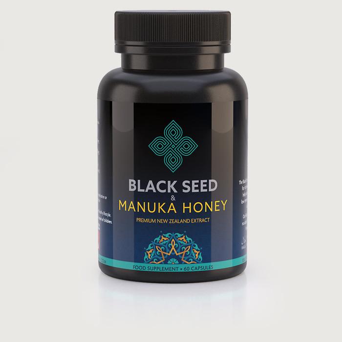 BLACKSEED + MANUKA HONEY