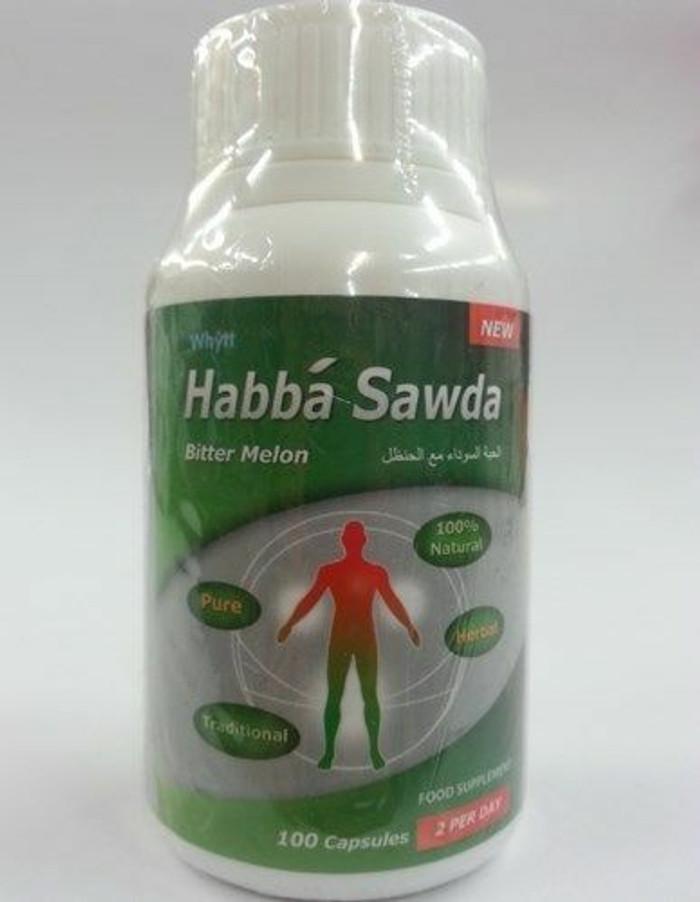 Habba Sawda Bitter Melon Capsules