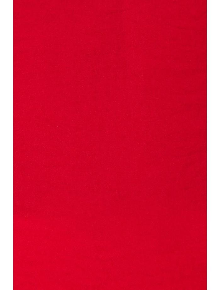 RED SLIP DRESS SLEEVELESS