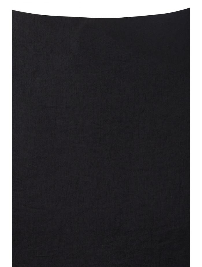 BLACK SLIP DRESS SLEEVELESS