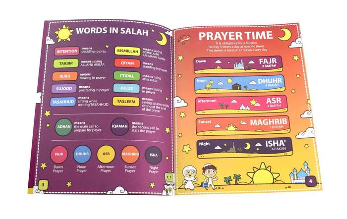 My Salah Mat – Educational Interactive Prayer Mat (24757)