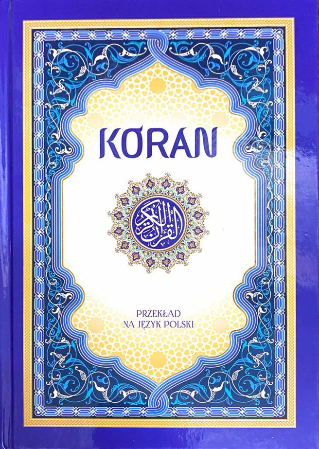 Koran in Polish Translation | Polski Quran (Medium)