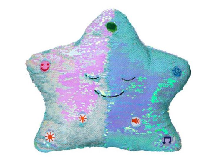 My Dua Pillow Flippable Sequins
