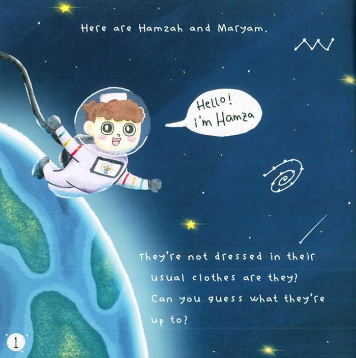 Ramadan In Space, 9781527288584