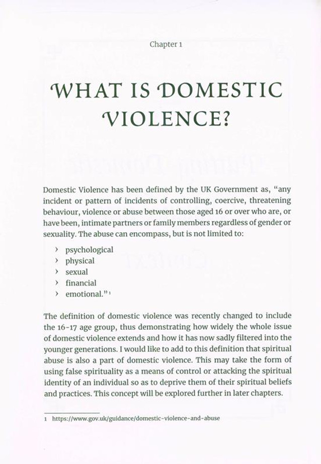 Road To Recovery Healing From Domestic Violence, 9781842001066