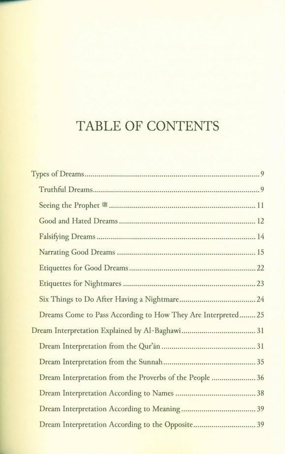 Authentic Dream Interpretations (24890)