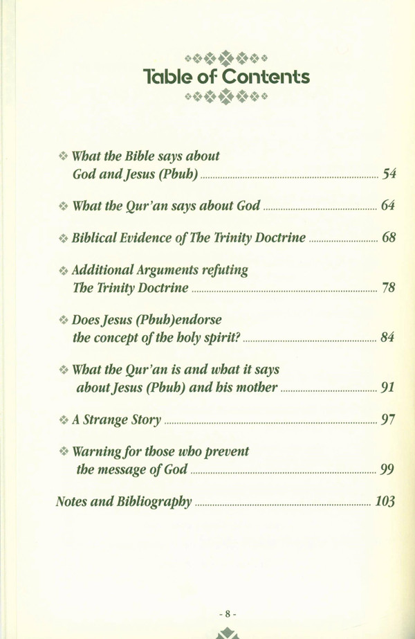 Is The Trinity Doctrine Divinely Inspired? (24985)