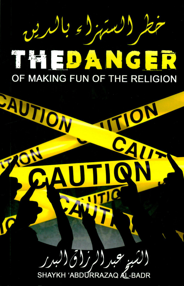 The Danger of Making Fun of the Religion (24913)