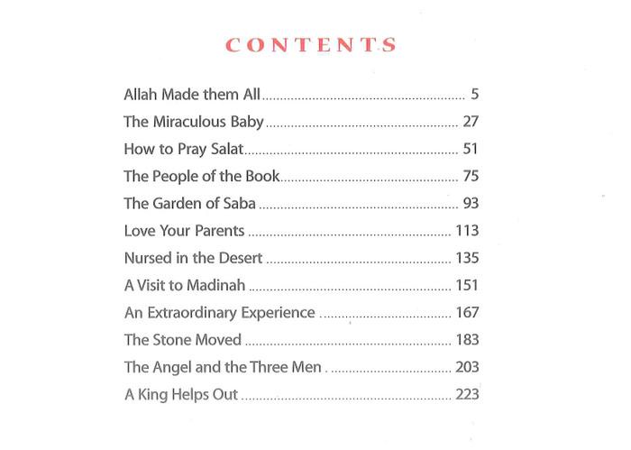 Quran And Seerah Stories