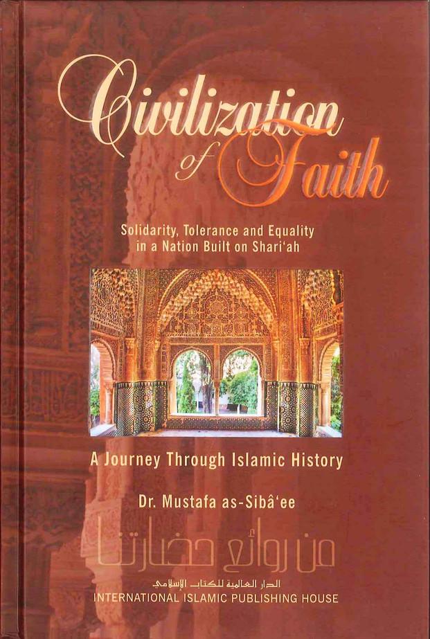 Civization of faith Hard cover