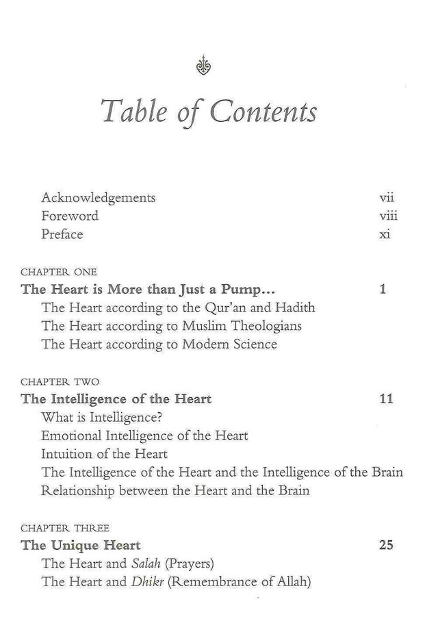 The Intellingent Heart, The Pure Heart