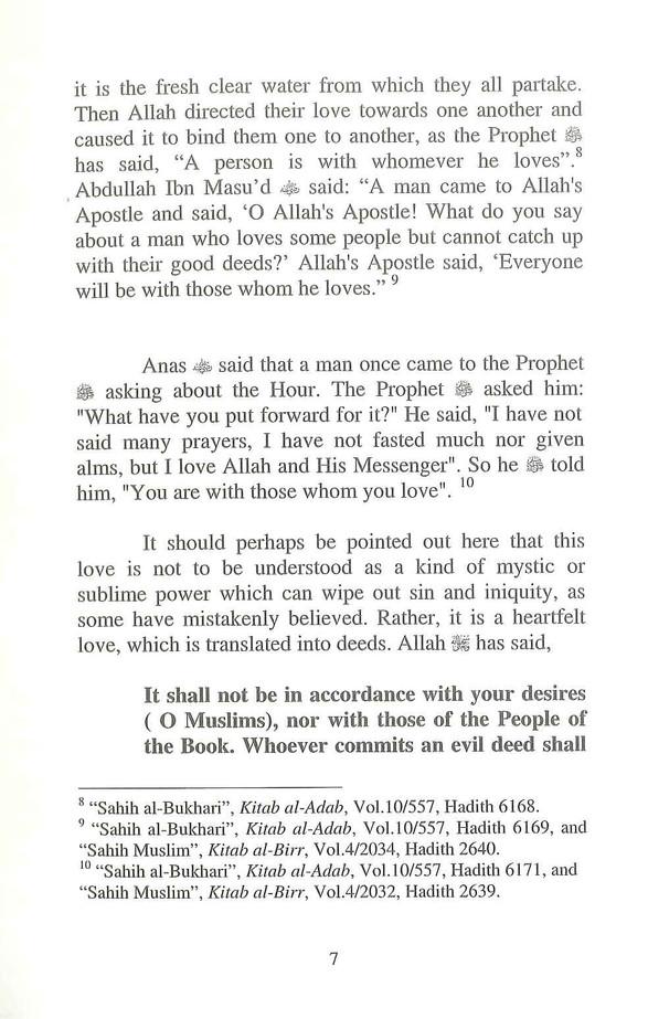 Al-Wala' Wa'I-Bara' Part 3