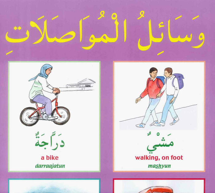 Gateway to Arabic Poster Pack 1
