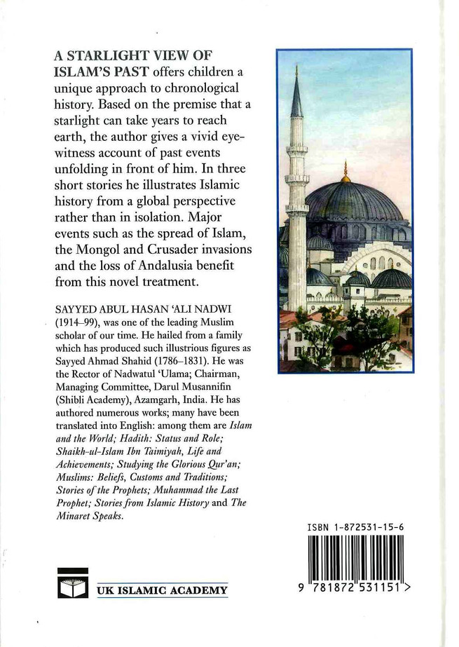 A Starlight View Of Islam's Past