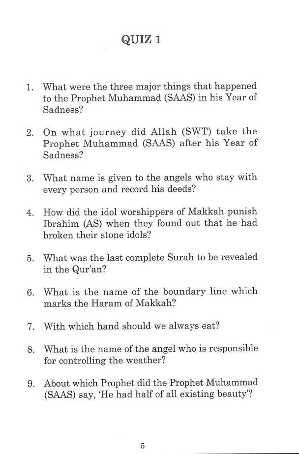 The Life of Muhammad صلی الله علیه وآلهِ وسلم