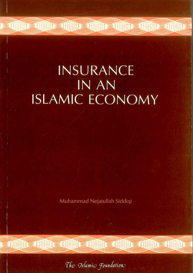 Insurance in an Islamic Economy