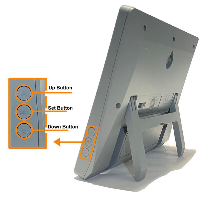 Alfajr Azan Clock :Model No CW-15 (21579)