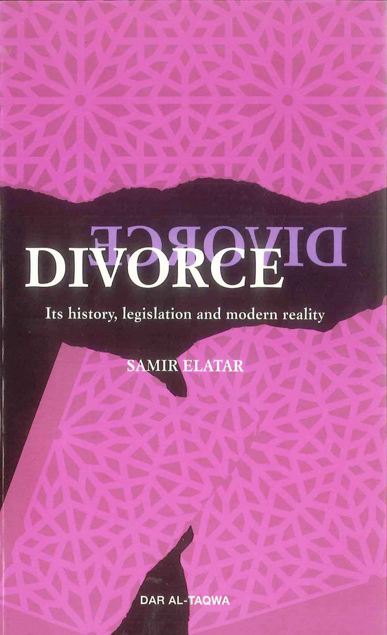 Divorce : Its History, Legislation and Modern Reality