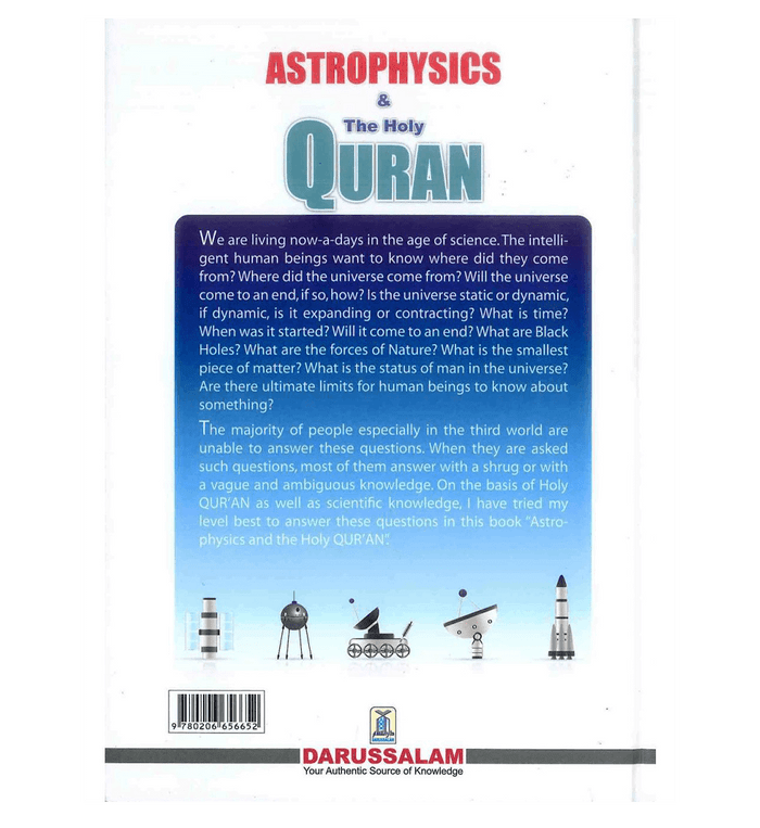 Astrophysics and the Holy Quran