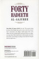 Forty Hadeeth (Al AAjuree)
