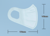 Beani KN95 respirator face mask (N95 alternative) (sold each, order 30 for a box)