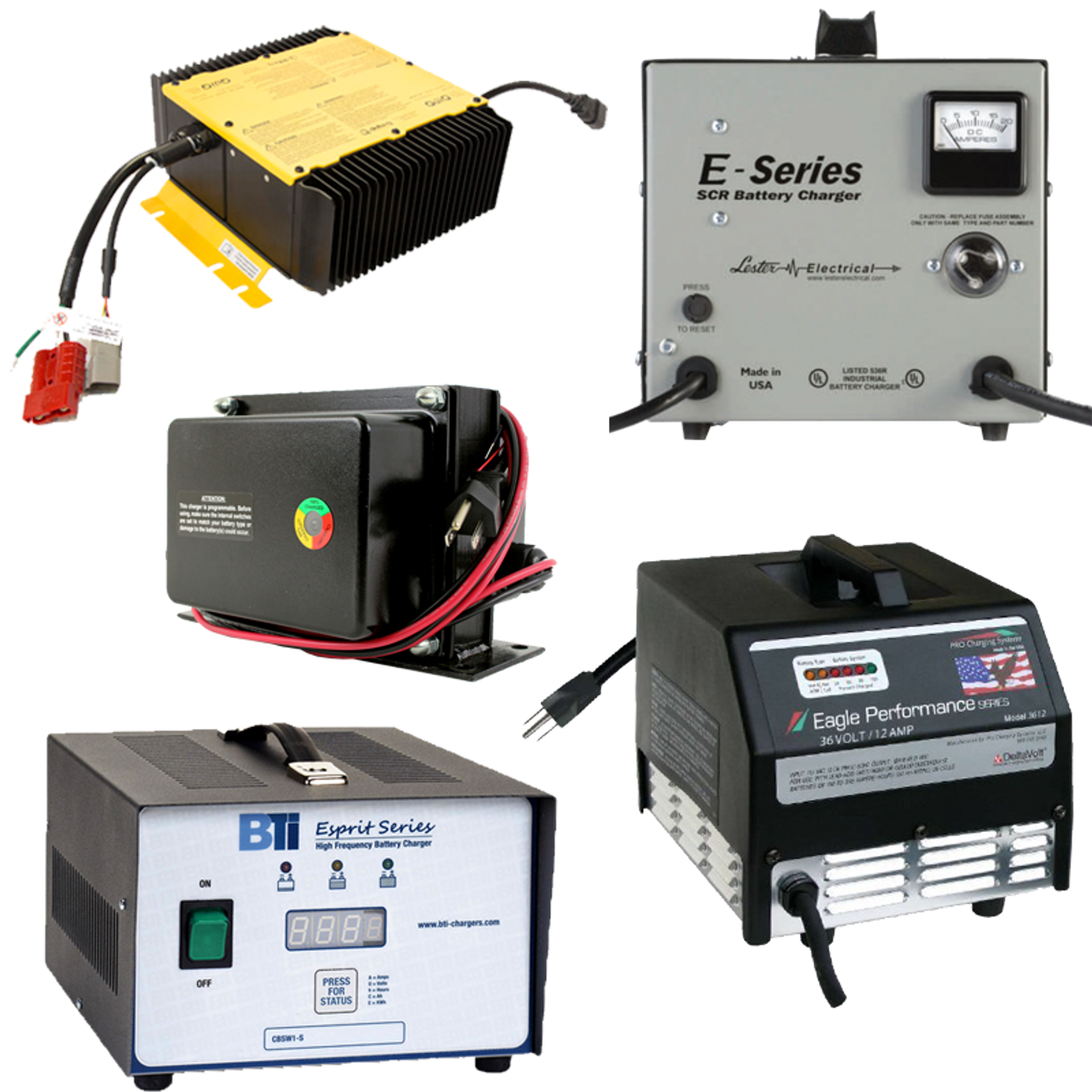 Parts by Category - Battery Chargers - Page 1 - USA-CLEAN on