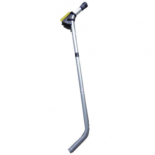 One piece vacuum wand with strap and grout brush 225-0534