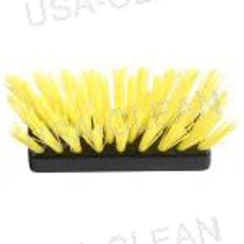 Replacement squeegee head with bristles 225-0552