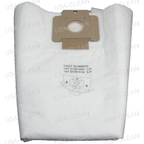 Dust bag (pkg of 3) 272-0900