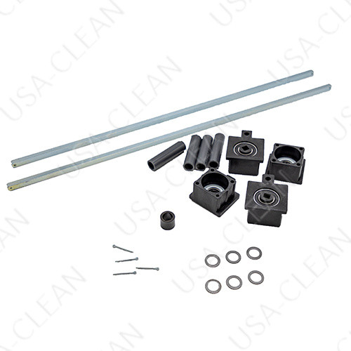 Brush axle kit 275-7918