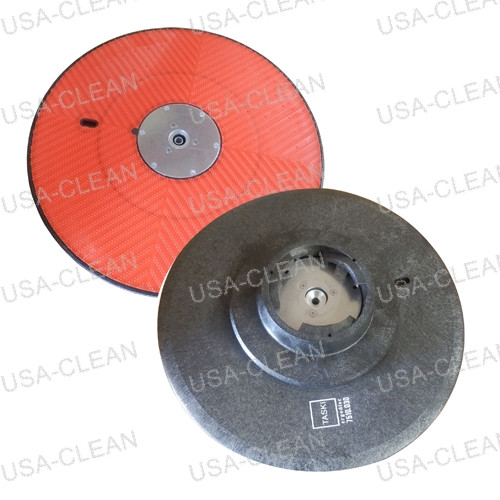 17 inch pad driver (molded with clutch) 192-1475