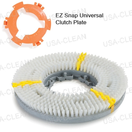 18 inch value daily cleaning brush assembly 996-3030