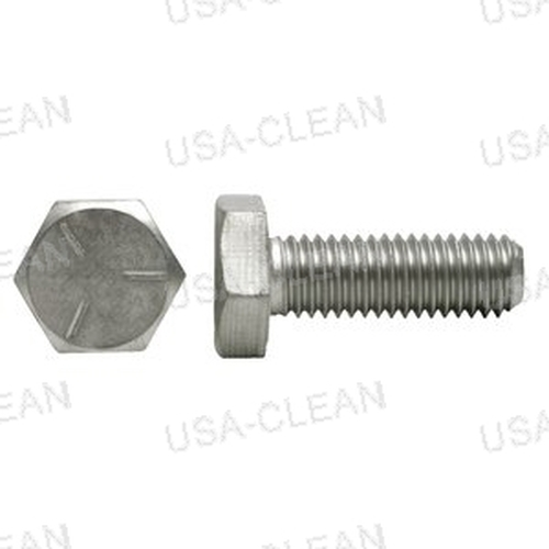 Bolt 1/4-20 x 5/8 hex head grade 5 zinc plated 999-0019