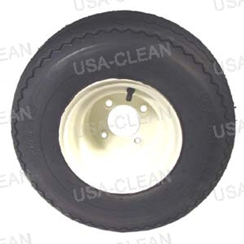 Tire and wheel assembly 18 x 8.5 x 8 (for non-lifted carts) 205-5001