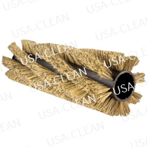 45 inch poly/wire 8 double row brush (Tennant Industrial) 175-7203