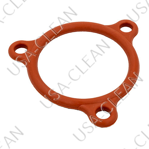 Red Silicone Heater Gasket 350-1817