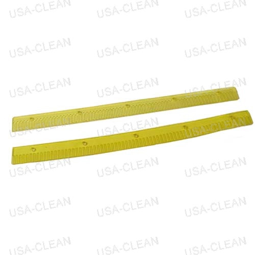 Squeegee blade 14 inch linatex (pkg of 2) 164-6235