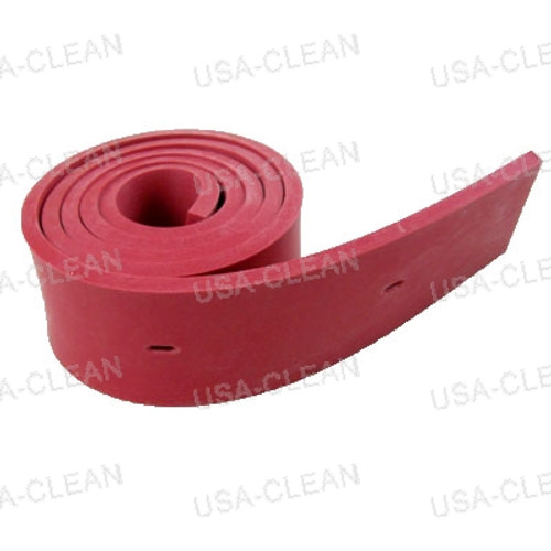 Squeegee blade 32 inch linatex rear (red) 175-5381