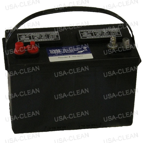 12V 105Ah wet battery (SNSR) 162-0011