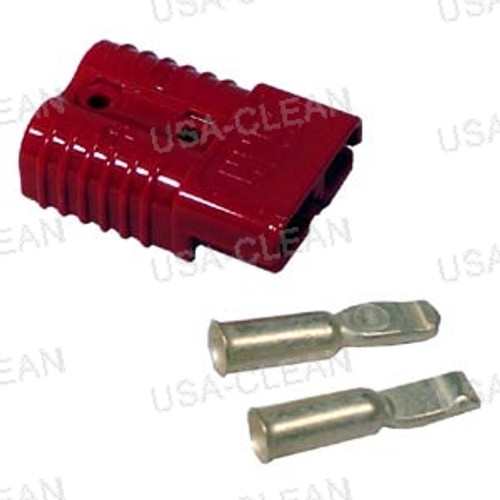 175amp charger plug with pins (red) SB175 162-5045