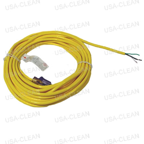 16/3 replacement power cord 50 foot (yellow) 991-5006
