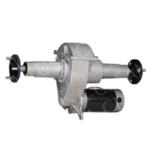Transaxle assembly without parking brake 991-3078