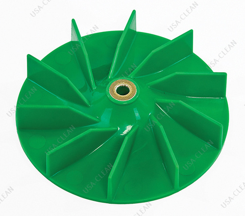 Pulley and fan kit (green) 272-9477