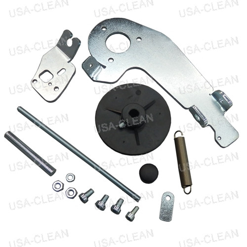 Side brush bracket kit 275-7922