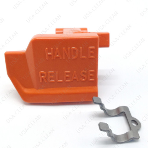 Handle release pedal with hardware 215-0976