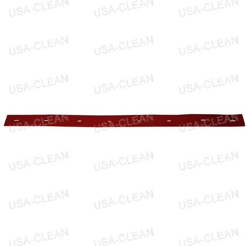 Squeegee blade 40 inch linatex rear 206-3279