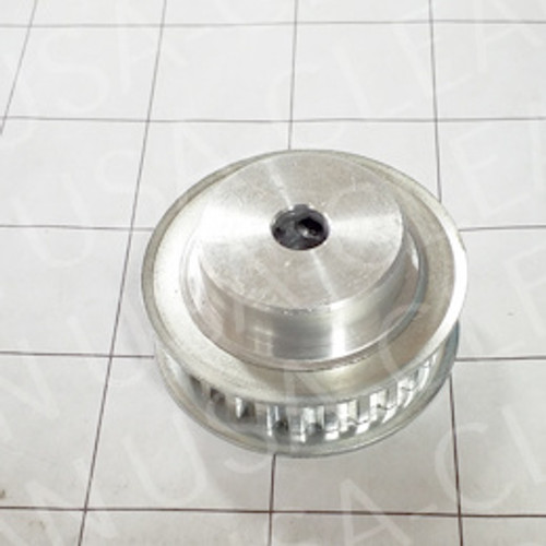 Aluminum timing pulley 183-4231
