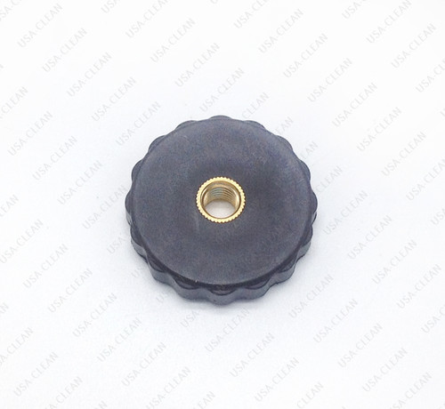LOCKING WHEEL M8 D=40 S=9 BLACK 283-1439