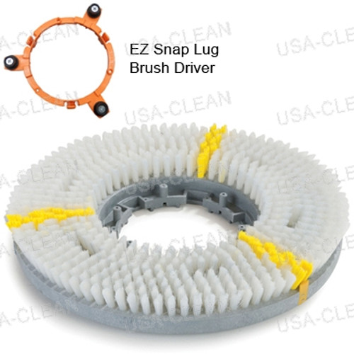 19 inch value daily cleaning brush assembly 996-3071